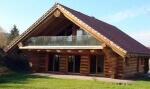 Urlaub im Naturstammhaus im Harz