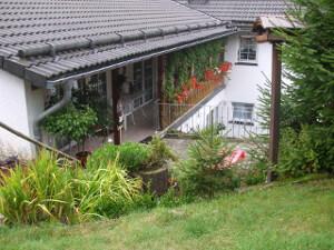 Ferienwohnung mit Garten im Wanderparadies Südharz HP möglich