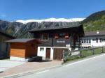 Chalet Aletschi in den Walliseralpen