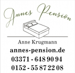 Annes Pension in Ruhlsdorf
