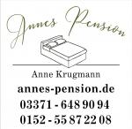 Annes Pension in Ruhlsdorf