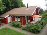 Private Ferienhäuser Mia oder Mara. Für 5 Personen mit Sauna und Kaminofen