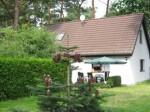 Ostsee-Urlaub mit Hund im Ferienhaus auf Waldgrundstück in Wieck a. Darß