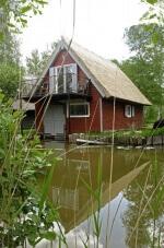 Bootshaus Goldberg an der Mildenitz